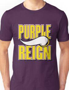 Viking Purple Reign - Trendy Design Unisex T-Shirt