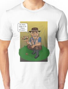 thats not an Angry Whopper... T-Shirt