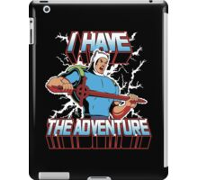I Have the Adventure iPad Case/Skin