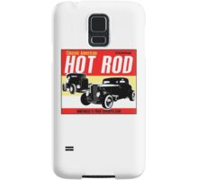 Hot Rod - Classic American Sports Car Samsung Galaxy Case/Skin