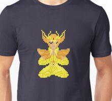 Virgo Shaka - Saint Seya Pixel Art Unisex T-Shirt