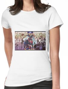 Drifters Characters Womens Fitted T-Shirt
