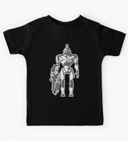 Prawn Soldier Kids Clothes