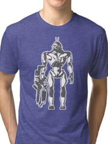 Prawn Soldier Tri-blend T-Shirt
