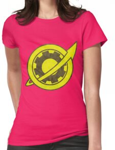 Future Gadget Lab Symbol Womens Fitted T-Shirt