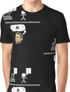 Turing Test Graphic T-Shirt