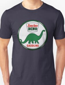 Sinclair Dino Gasoline vintage sign crystal vers. T-Shirt