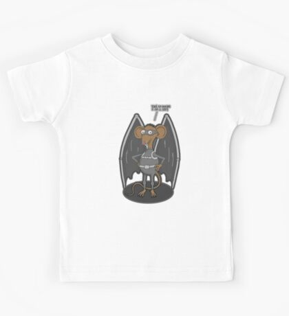 Yes, I am a bat ! Kids Tee