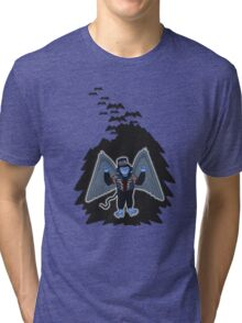 whatever happened to those cute flying monkeys? Tri-blend T-Shirt