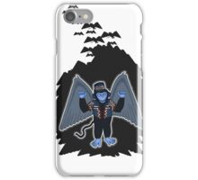 whatever happened to those cute flying monkeys? iPhone Case/Skin