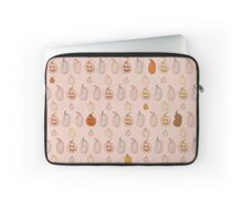 Pumpkin Pattern Laptop Sleeve