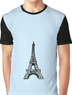 eiffel tower Graphic T-Shirt