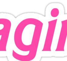 Vagina Sticker
