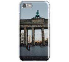Brandenburg Gate  iPhone Case/Skin