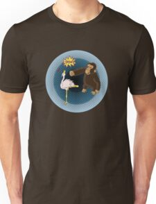 Crane Style Versus Monkey Fist T-Shirt