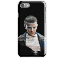 Eleven. iPhone Case/Skin