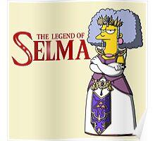 Legend of Selma Poster