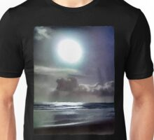 Clouds above the Silver Beach Unisex T-Shirt