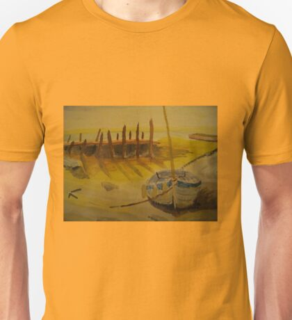 The boat Unisex T-Shirt
