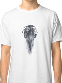 Hair and music Classic T-Shirt