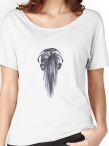 Hair and music Women's Relaxed Fit T-Shirt