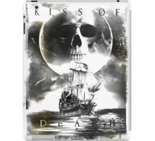 Kiss Of Death iPad Case/Skin