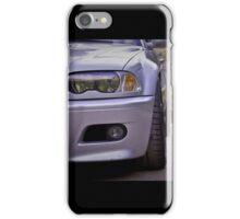 BMW M3 E46 iPhone Case/Skin