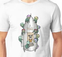 LAIKA FLASH Unisex T-Shirt