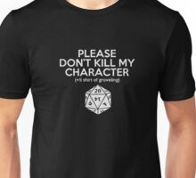 Funny Dungeons And Dragons T-Shirt D20 Shirt Roleplay Tee Unisex T-Shirt