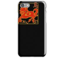Chinese Zodiac Horse Animal Sign Birthday Gifts T-shirt iPhone Case/Skin