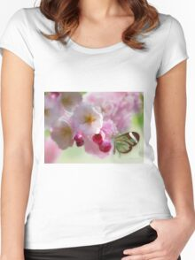 The Delicate Touch Women's Fitted Scoop T-Shirt