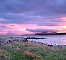 Sound of Iona sunrise by TJLewisPhoto