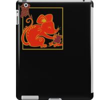 Chinese Zodiac Rat Animal Sign Birthday Gifts T-shirt iPad Case/Skin
