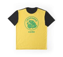 Zaire WC 1974 Home T-shirt Graphic T-Shirt