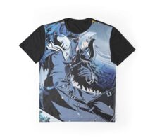 Sephiroth Graphic T-Shirt