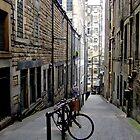 Edinburgh Alley by TJLewisPhoto