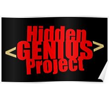 Hidden Genius Project - Programmer Poster