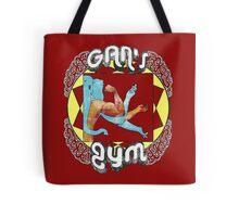 Gan's Gym - vintage Tote Bag