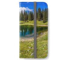 Schachensee Panorama iPhone Wallet/Case/Skin
