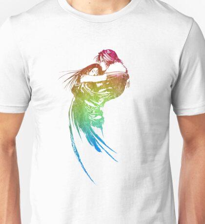 °FINAL FANTASY° Final Fantasy VIII Rainbow Logo Unisex T-Shirt