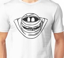 Monster Mummy Unisex T-Shirt