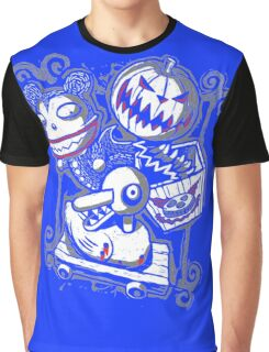 Scary Toys Graphic T-Shirt