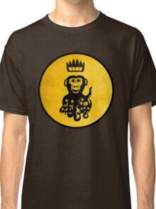 King Octochimp Says Hi Classic T-Shirt