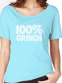 100% Grinch Women's Relaxed Fit T-Shirt