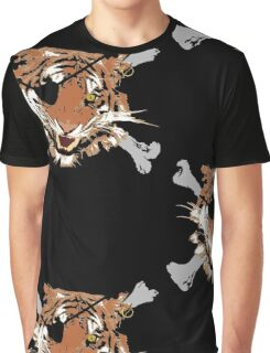 Jungle Piracy Graphic T-Shirt