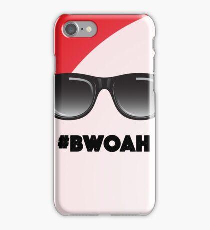 Kimi Raikkonen Bwoah Phone Case iPhone Case/Skin