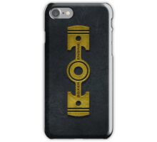 Boxer Engine case (4) iPhone Case/Skin