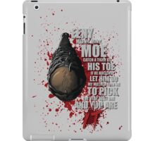 This is Lucille iPad Case/Skin