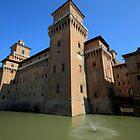 St. Michael's castle by annalisa bianchetti