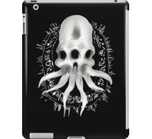 Alien Skull iPad Case/Skin
